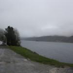 Innradweg oberhalb St. Moritz