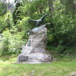 Denkmal am Innradweg