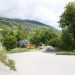Innradweg bei Scuol
